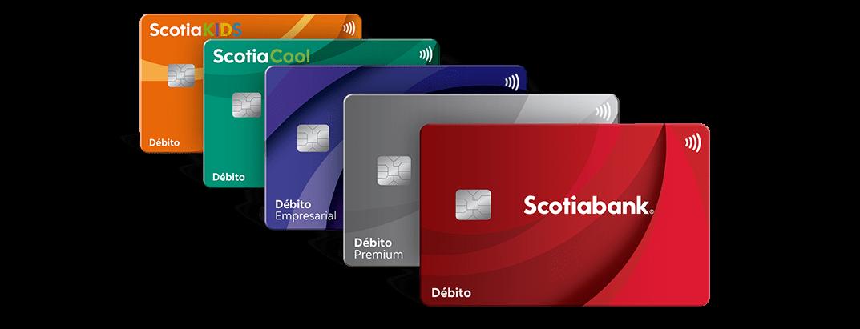 Checar saldo tarjetas scotiaBank