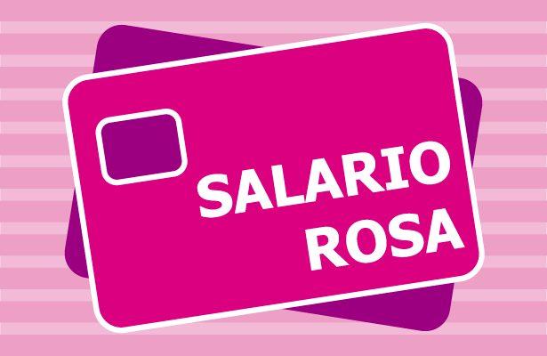 Consultar saldo salario rosa