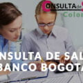 Consulta de Saldo Banco de Bogota