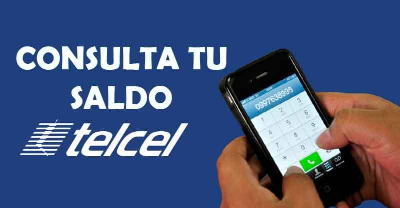 Consultar Saldo TelCel