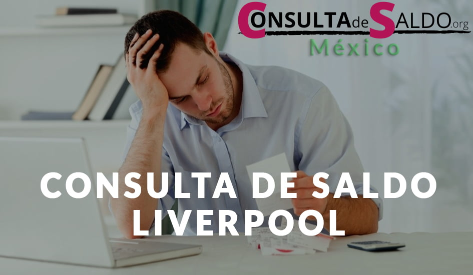 Consulta de saldo Liverpool