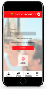 consulta de saldo davivienda app
