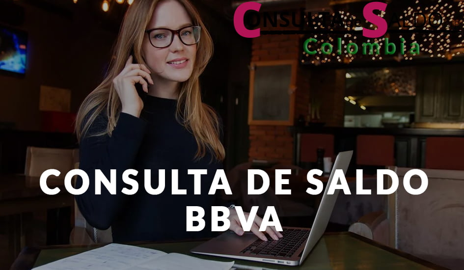 Consulta de Saldo BBVA Colombia