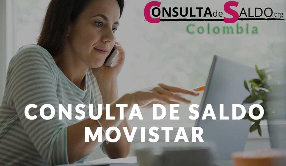 Consulta de Saldo Movistar Colombia