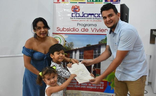 Cajamag Subsidio consulta de saldo