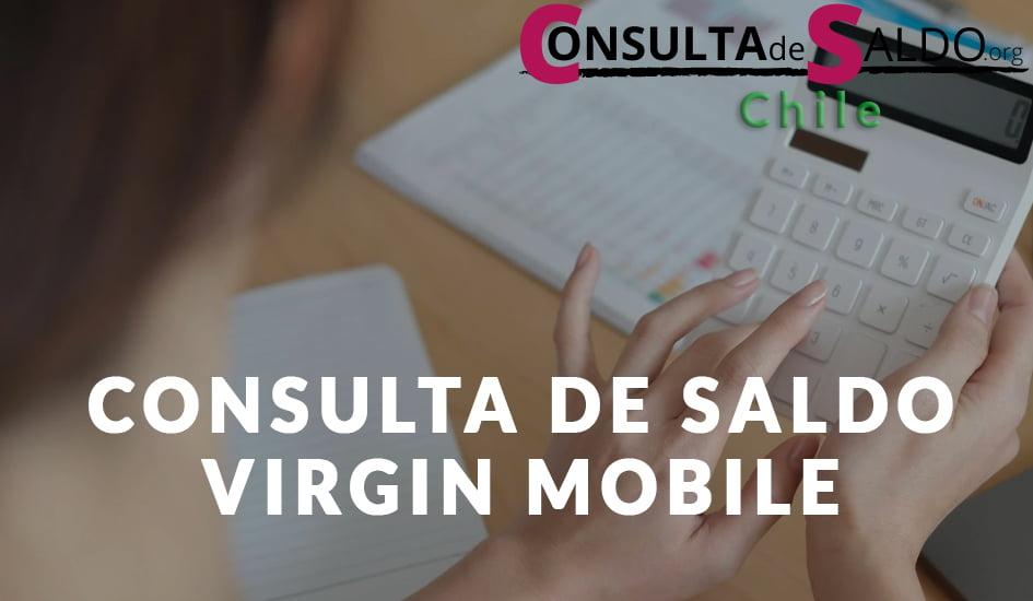 Consulta de Saldo Virgin Mobile