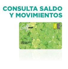 Consulta saldo y estado de cuenta tarjeta regalo Falabella