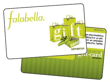 Consultar saldo tarjeta regalo falabella